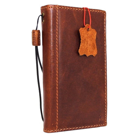 Genuine oiled Leather Case for Samsung Galaxy S6 Edge Plus Bible Book Wallet Handmade Retro Luxury pro