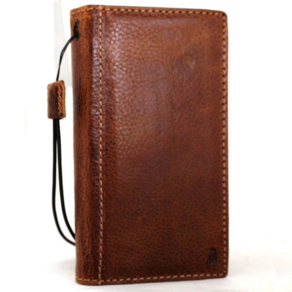 Genuine cow leather for apple iPhone XS case cover wallet credit soft holder book prime retro slim Jafo 1948