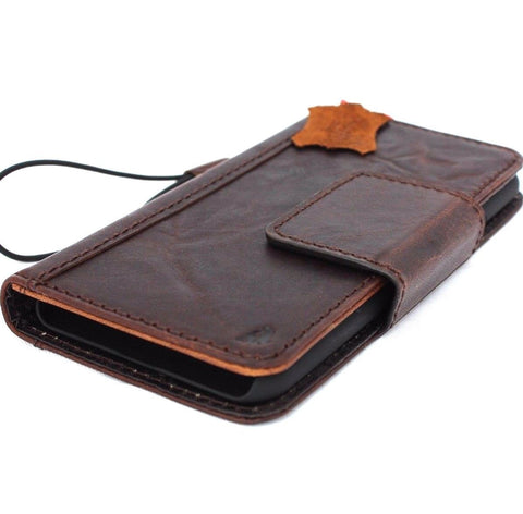 Genuine real leather Case for Htc u11 book wallet luxury cover s Businesse premium vinyage daviscase