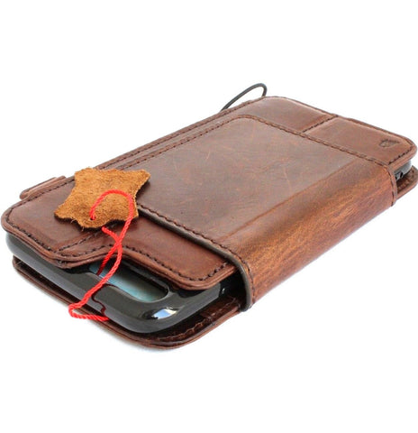 Genuine Natural leather Removable case for iPhone 8 Plus Detachable cover book wallet card id magnetic business soft Daviscase Art Top