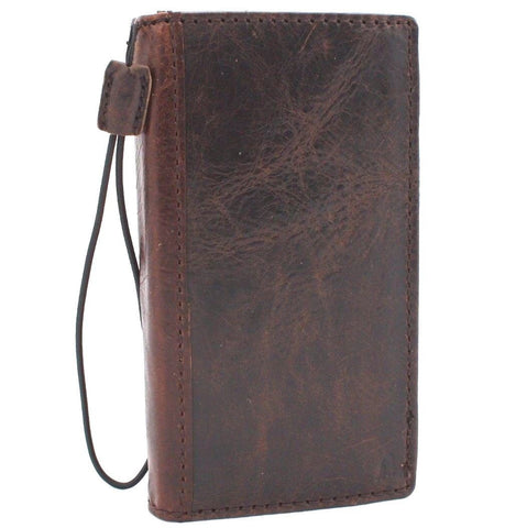 Genuine real leather for apple iPhone XS MAX case cover wallet credit soft holder book prime retro slim Jafo