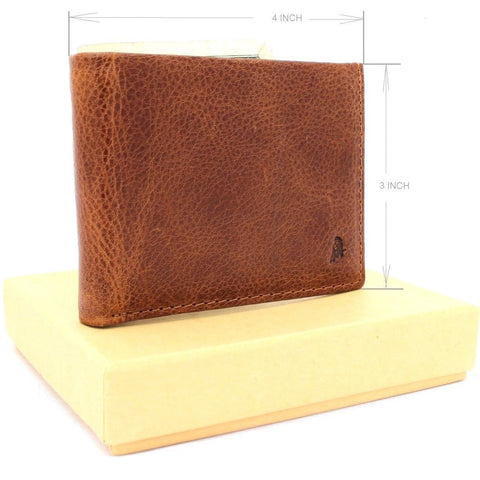 Genuine  Leather wallet credit card handmade Custom gift Jafo stamp slim Personalized Daviscase