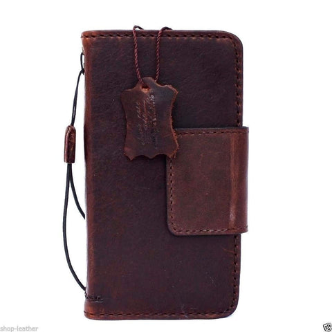 genuine italian 100% leather hard Case for LG nexus 5x slim cover book luxury pro wallet handmade pro daviscase