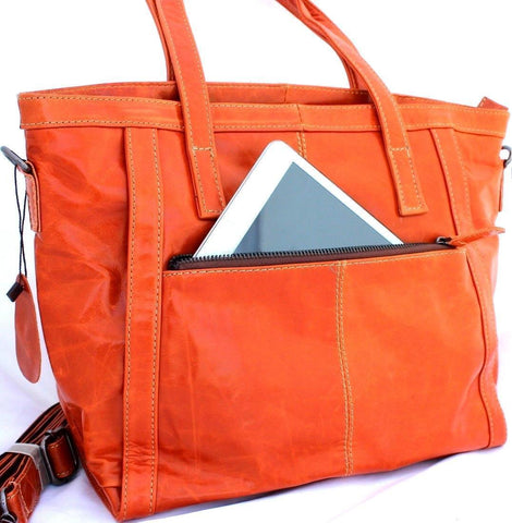 Genuine natural leather woman bag Tote Hobo Handbag Messenger Purse Satchel