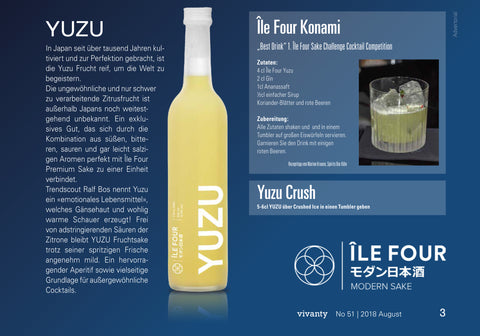 The Summer of Yuzu - Vivanty