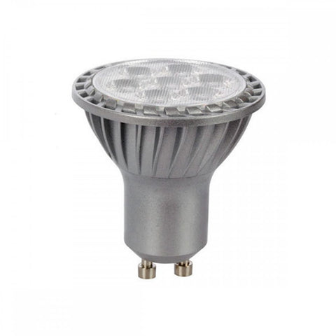 GE LED 5.5W dimmable GU10 spot lamp