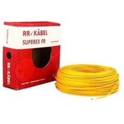 Single Core Wires RR Kabel 100 yards - Ahuja Electricals - UAE largest distributors of electricals goods