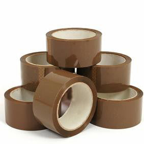 BOPP packing tape - 45 microns