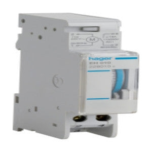 Hager EH010 - Analogue time switch without reserve - Ahuja Electricals - UAE largest distributors of electricals goods