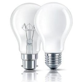 Incandescent Lamps - Philips Lighting - Ahuja Electricals - UAE largest distributors of electricals goods