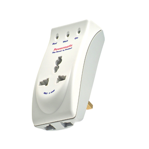 Powermatic - Surge protector safety adapter