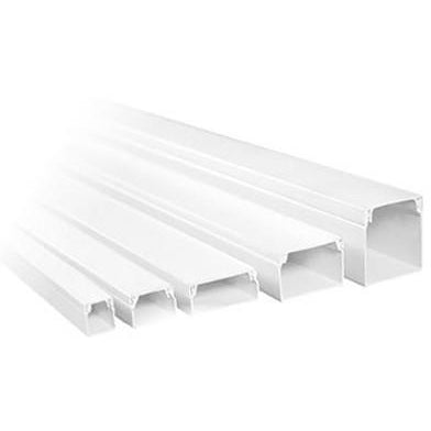 PVC trunking - Ahuja Electricals - UAE largest distributors of electricals goods
