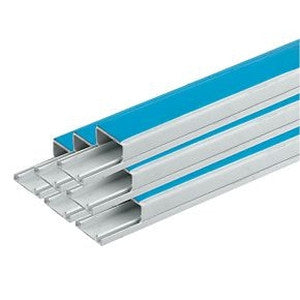 PVC trunking (sticker / adhesive) - Ahuja Electricals - UAE largest distributors of electricals goods