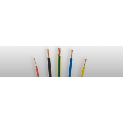 Single Core Wires Ducab 100 meters - Ahuja Electricals - UAE largest distributors of electricals goods