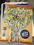 Best of Birmingham cover art - print - Naked Art Gallery - 2