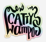Sticker - Cattywompus