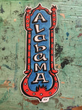 Sticker - Alabama Theater