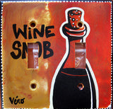 Wine Snob - Naked Art Gallery