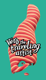 Vero the Traveling Artist