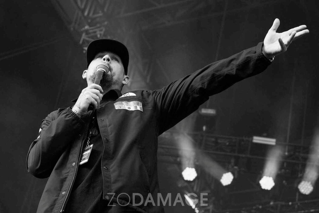 Good Charlotte © Zo Damage