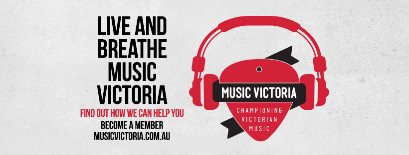 Music Victoria - Become a member today
