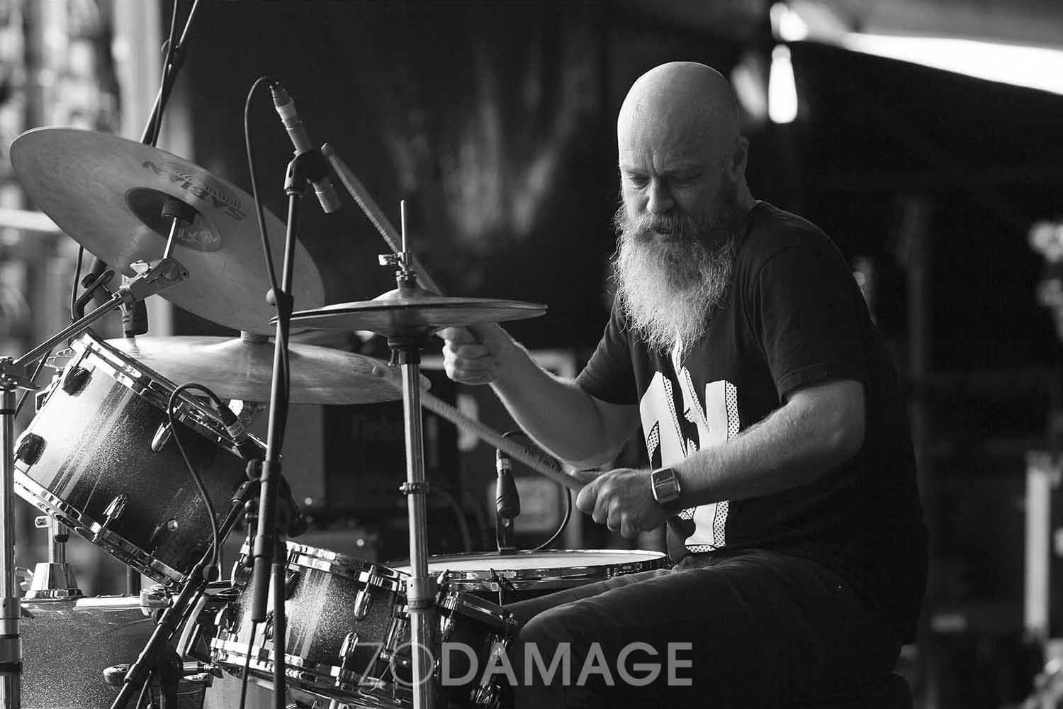 The Meanies (Ringo Meanie / Mark Hobbs), ADOTG 2016