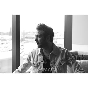 Tom Meighan (Kasabian) by Zo Damage