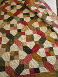 Handmade Traditional Quilted Throw