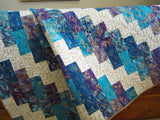 Handmade Quilt with Butterflies