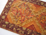 Quilted Table Runner for Fall