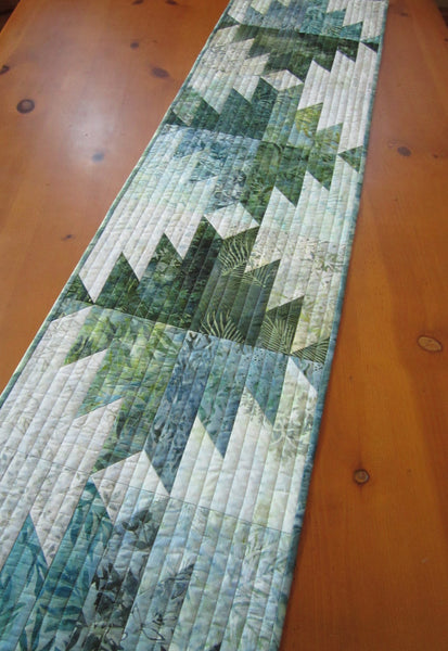 Batik Table Runner