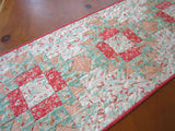Floral Table Runner