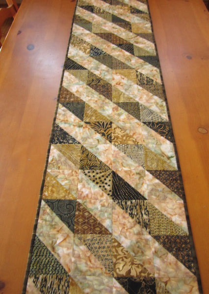 Contemporary Batik Table Runner