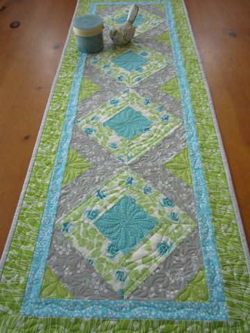 Quilted Table Runner for Sale
