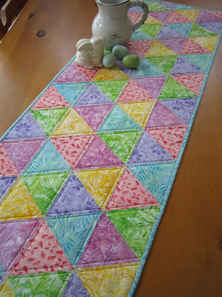 Spring Easter Table Runner