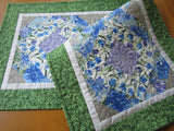 Spring Quilted Table Runner