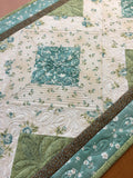 CUSTOM ORDER Floral Quilted Table Runner