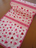 Table Runner Valentine's Day
