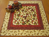 Autumn Leaves Fall Table Topper