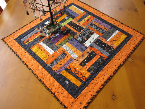Fun and Whimsical Halloween Table Topper