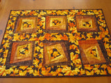 Fall Leaves Table Topper