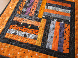 Halloween Quilted Table Square