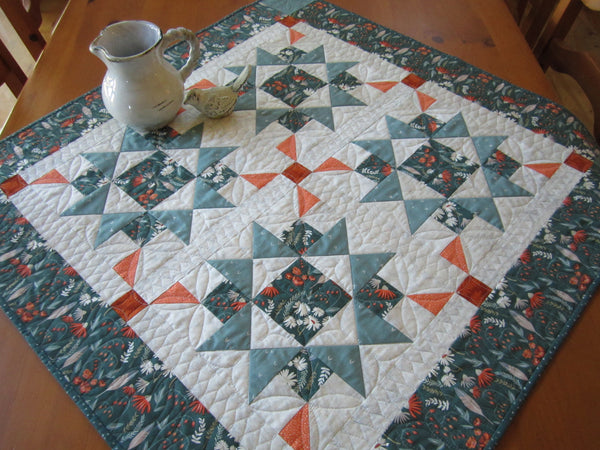 handmade table topper for sale