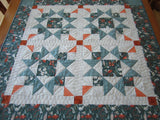 Table Topper Handmade Quilted Tablecloth Home Decor