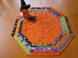 Halloween Octagon Table Square
