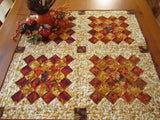 Table Topper Fall Leaves for Sale