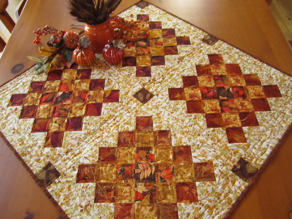 Fall Table Square for Sale