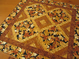 Fall Quilted Table Topper