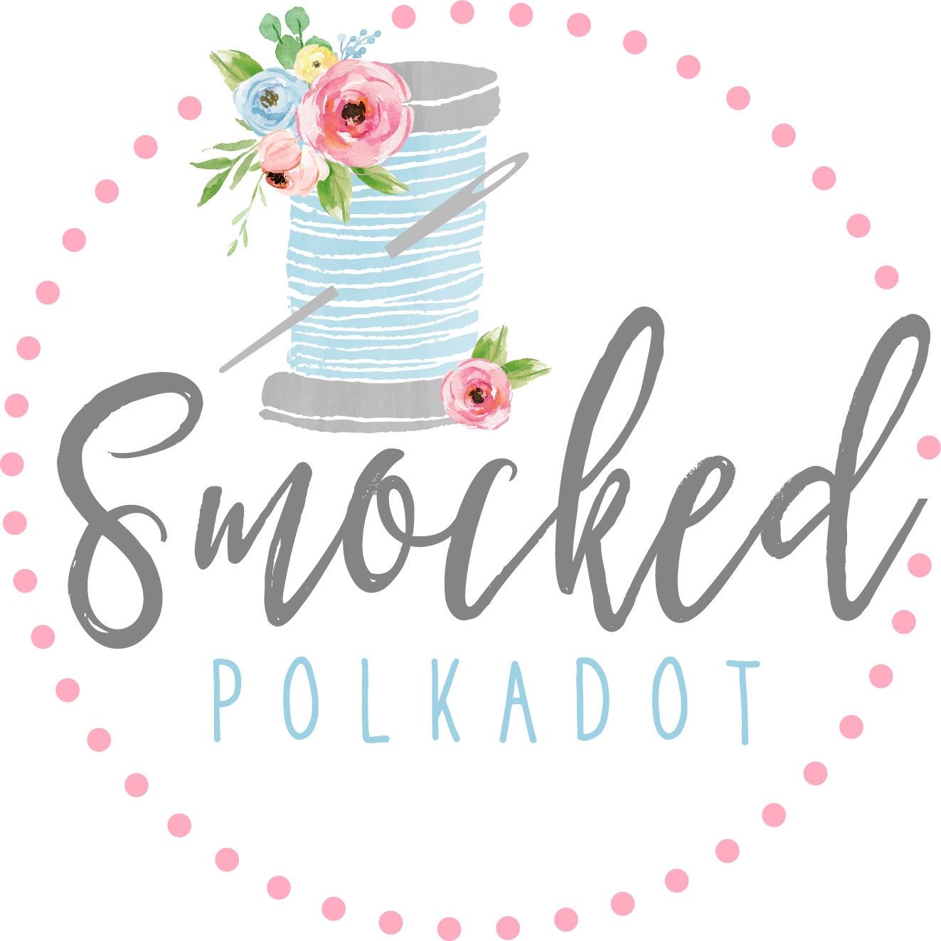 Smocked Polkadot Gift Card