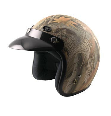 Zox ATV Classic Camo Helmit - Motor Sports World